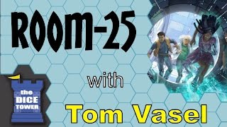 Room-25 Review - with Tom Vasel