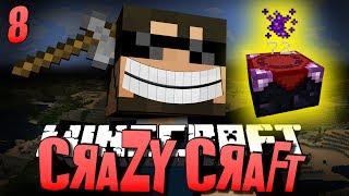 Minecraft CRAZY CRAFT 8 - DRAGON ESSENCE OP(Minecraft Mod Survival)