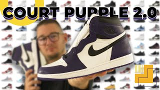BuzaDaniel.com: Air Jordan 1 Retro HI OG Court Purple 2.0 unboxing #50