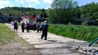 preview picture of video 'O pohár starosty Města Libčice nad Vltavou 2014: SDH Libčice muži B (2. kolo)'