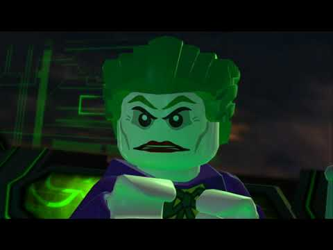 lego batman 2 dc super heroes wii youtube