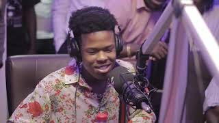 I've met Sarkodie and Stonebwoy But I Want To Meet Kwesi Arthur Badly - Nasty C