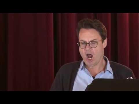 Anwesenheitsnotiz – Dämonische Klänge von Bariton Jochen Kupfer