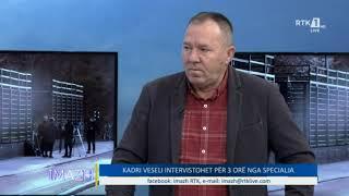 Imazh - Kadri  Veseli intervistohet për 3 orë nga Specialja 10.12.2019