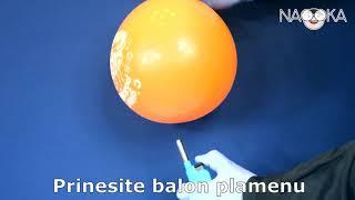 Fireproof baloon SB