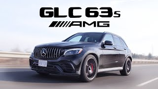 2019 Mercedes-AMG GLC63S Review - Get Groceries & Set Lap Times