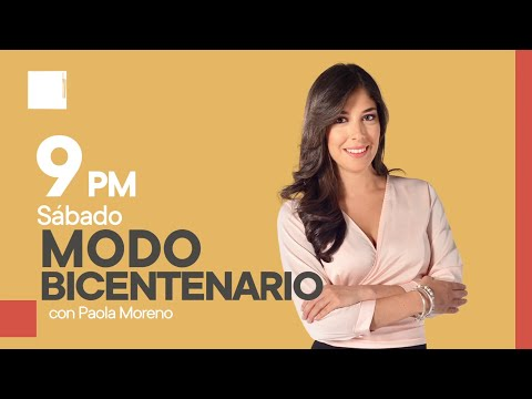 Modo Bicentenario estrena su tercera temporada el 13 de febrero