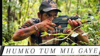 Humko tum mil gaye - naresh sharma | new dance video | harshad razz | Sayeed q | Dheeraj dhoopar