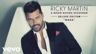 Ricky Martin - Nada (Cover Audio)