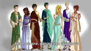 Heroes of Olympus - Warriors