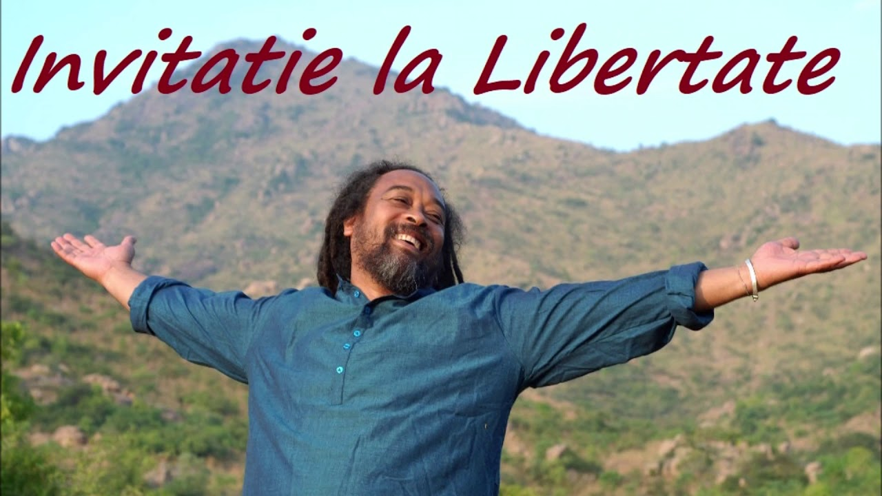 Meditatie Mooji - Invitatie la Libertate - YouTube