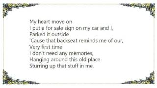 Chris Cagle - My Heart Move On Lyrics
