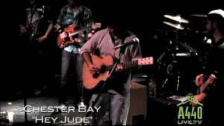 """Chester Bay """"Hey Jude"""" (Acoustic Cover)"""