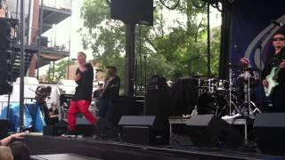 Do You Remember by Aaron Carter Live at North Halsted Market Days in Chicago