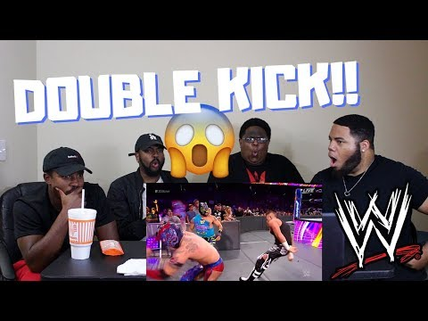 WWE Best Moves of 2018 [3/4] - REACTION!!