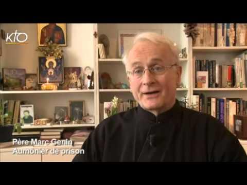 Père Marc Genin, aumônier de prison orthodoxe