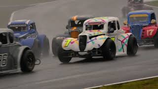 SMRC - David Leslie Trophy & Superkarts | Knockhill Motorsport