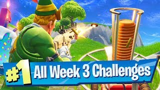 Fortnite SEASON 5 WEEK 3 Challenges Guide (ALL Clay Pigeon Locations!)