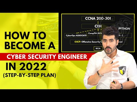 HOW to become a Cyber Security Engineer in 2021 | I'll walk you ...