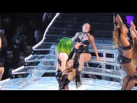 Lady Gaga - Alejandro (Live at Madison Square Garden)