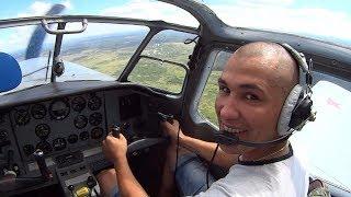 Летаем и управляем самолётом ЯК - 18T