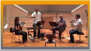 Berlin Philharmonic Horns: TOKYO SUBWAY POLKA
