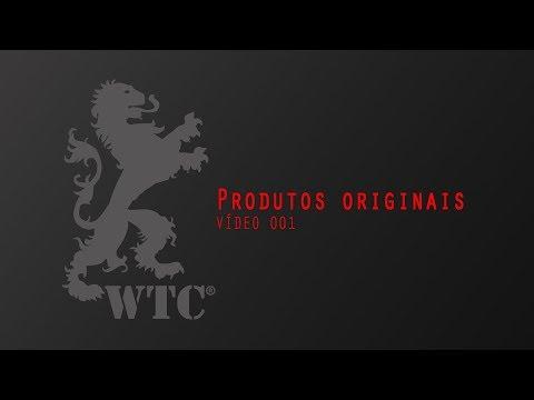 Produtos Originais - Vídeo 001