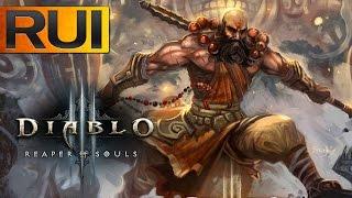 Diablo 3 - Monk, Palms, Pillars and exPlosions