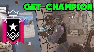 How To Play Siege - Become A Champion - Rainbow Six Siege Gameplay