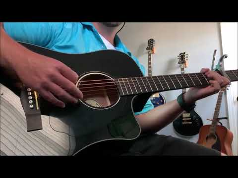 Tyler Childers - Lady May guitar cover