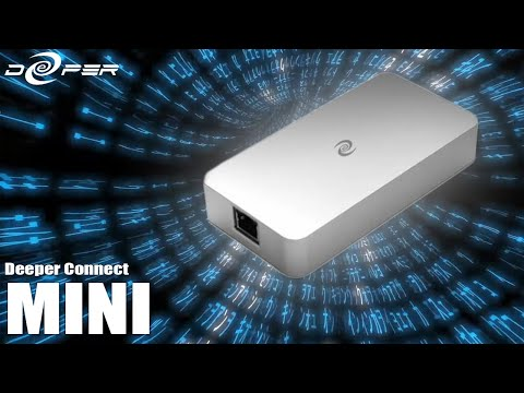 Deeper Connect Mini: Decentralized Cybersecurity-GadgetAny