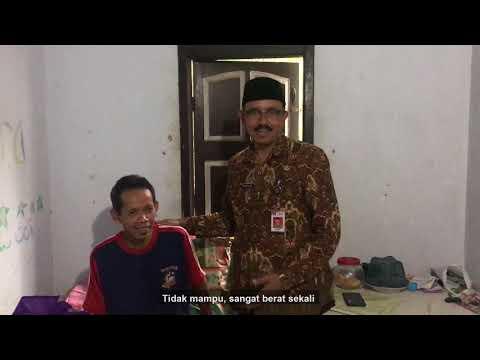Pak Suwondo (Penderes Kelapa) - Penerima Manfaat JKK BPJS Ketenagakerjaan Blitar