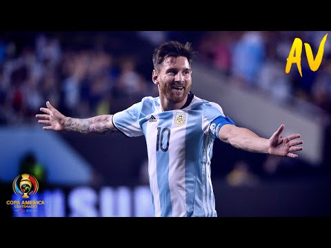 COPA AMERICA 2016 – Top 10 Goals Of The Group Stage