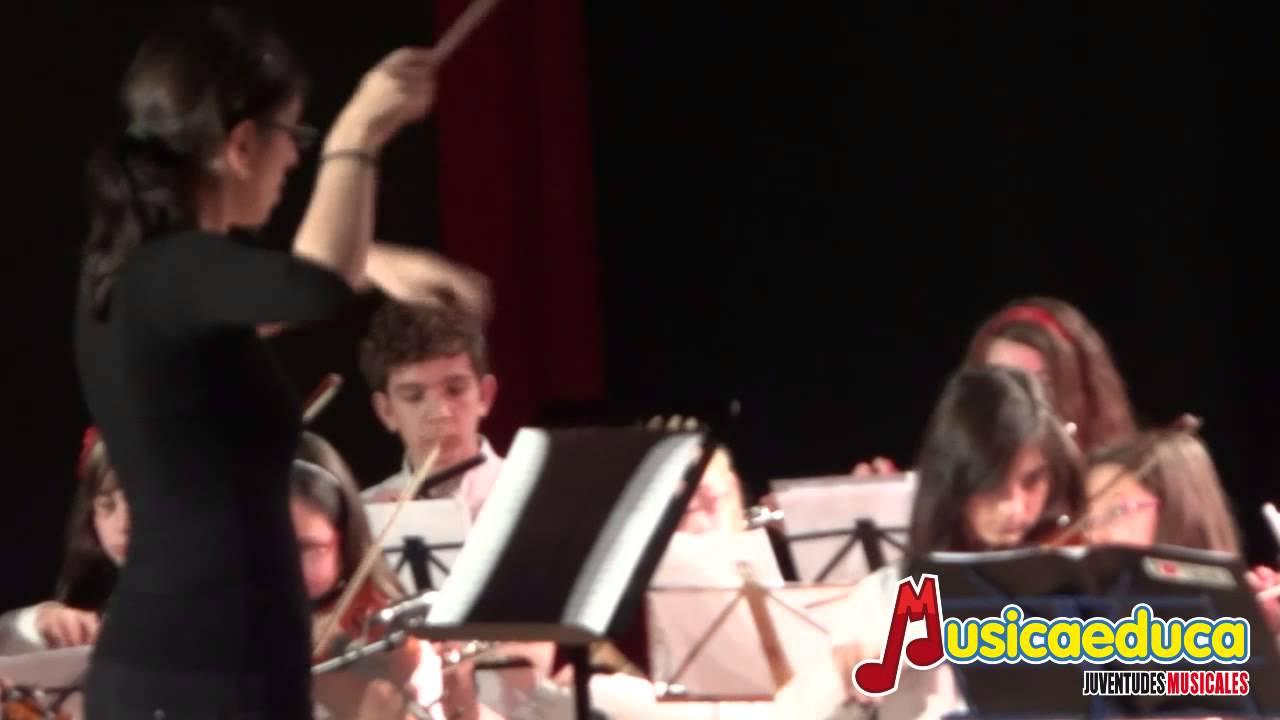 Ya viene la VIEJA - Orquesta y Coro Musicaeduca - Juventudes Musicales