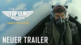 Top Gun Maverick Film Trailer