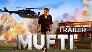 Mufti 2017 Hindi Dubbed Trailer | Shiva Rajkumar, Srii Murali