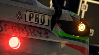 Assetto Corsa Competizione, Official game of the Blancpain GT Series Announcement Trailer [ESRB]