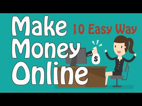 Top 10 Best Easy Ways To Earn Money Online India हिन्दी/Hindi
