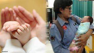 Bayi Berusia 3 Hari Ditemukan dalam Tas Kain Hijau, Begini Kondisinya