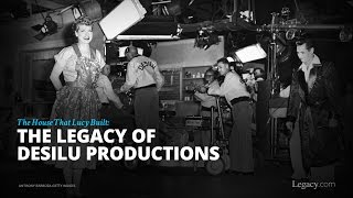 The House That Lucy Built: The Legacy Of Desilu Productions