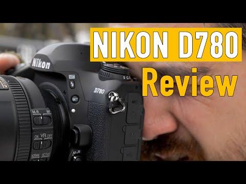 External Review Video oE05UsrvQIo for Nikon D780 Full-Frame DSLR Camera