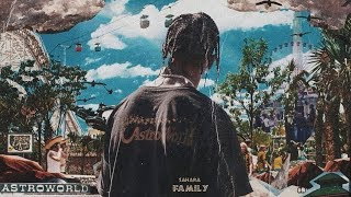 Travis Scott - ASTROTHUNDER (Instrumental)