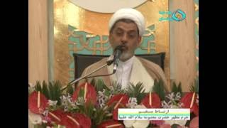 تفسیر سوره مبارکه نور آیه ۴۶ - سوم ماه مبارک رمضان ۱۳۹۵- حجت الاسلام رفیعی