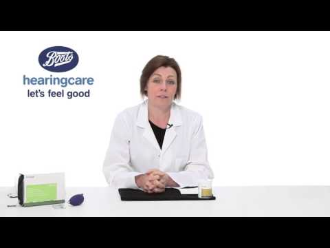 How to clean your hearing aid   Behind the ear BTE