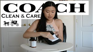 Coach Clean & Care - How To Display, Store & Maintain Bags The RIGHT WAY! Tips From An Ex-EMPLOYEE