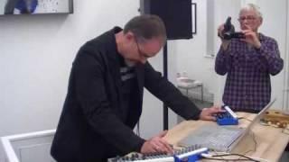 Sonnez la cloche: Sound performance by Karlheinz Essl