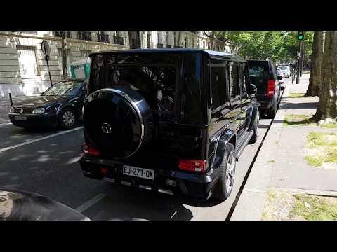 Mercedes-Benz g550 w463