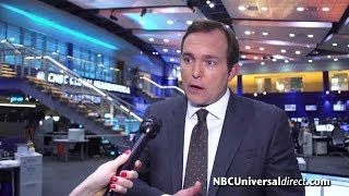CNBC Anchor Criticizes - GASP! - The Republican Party! thumbnail