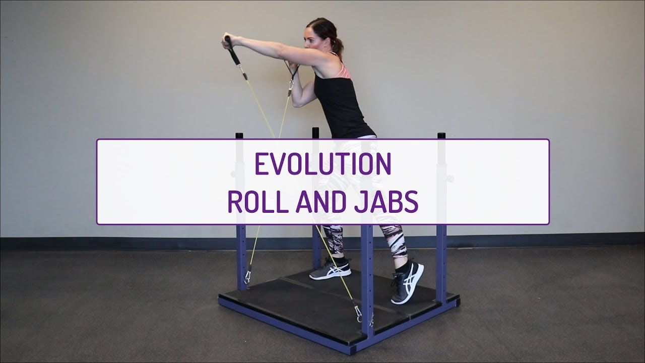 Evolution Roll and Jabs