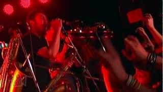 Streetlight Manifesto - Down, Down, Down To Mephisto's Cafe (Live in Sydney) | Moshcam